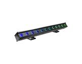 Barre LEDs IP65 LUMIPIX12QIP 12 x 8W RVBW FC • PROLIGHTS-barres-led