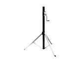 PROLIGHTS • Pied tripode à crémaillère WU280 H:2,80m charge : 80kg-pieds-de-levage