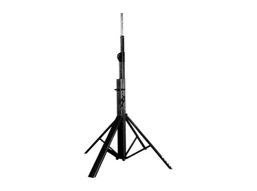 PROLIGHTS • Pied tripode à crémaillère EXP450 H:4,50m charge : 120kg