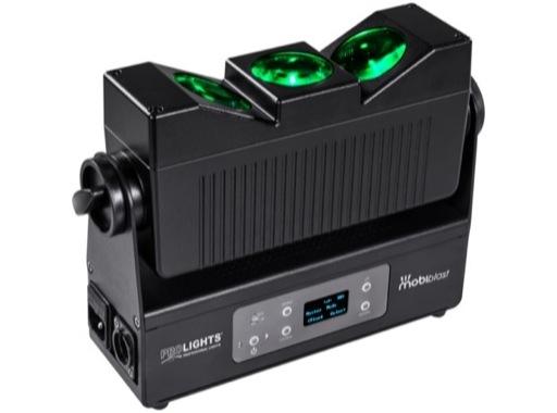 PROLIGHTS • Projecteur sur batterie MOBIBLAST