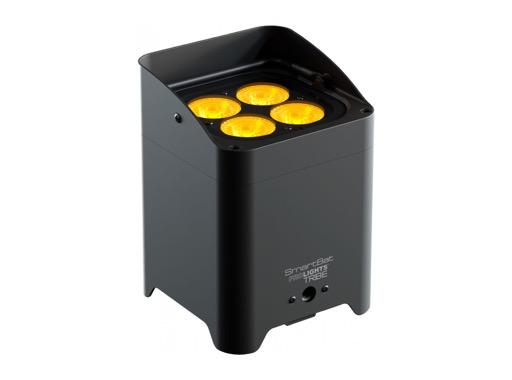 PROLIGHTS • Projecteur sur batterie SMARTBAT noir
