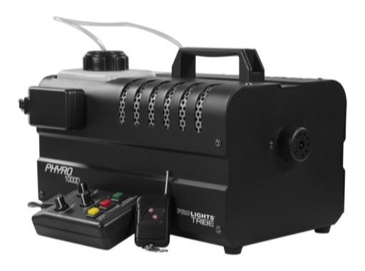 PROLIGHTS • Machine à fumée PHYRO1000D 1000W DMX