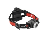 LED LENSER • Lampe frontale rechargeable H7R2 300lm-consommables