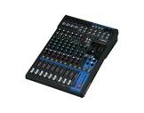 YAMAHA • Console analogique 12 entrées, 6 Mic, Line: 4m + 4st, 2 aux, SPX, USB-audio