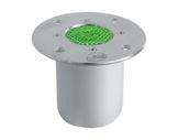 Projecteur MINIFOCUS encastré 1 LED Full RGBW 22° IP65 gris anthracite • DTS-encastres-de-sol-et-appliques-murales