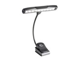 Lampe LED pour pupitre, 10 LEDs, col de cygne flexible 220mm-lampe-de-pupitre