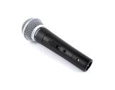 SHURE • Micro voix SM58SE dynamique cardioïde + interrupteur-micros