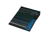 YAMAHA • Console analogique 20 entrées, 16 Mic, Line: 12m + 4st, 4 aux.-audio