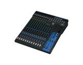 YAMAHA • Console analogique 16 entrées, 10 Mic, Line: 8m + 4st, 4 aux.-consoles