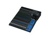 YAMAHA • Console analogique 16 entrées, 10 Mic, Line: 8m + 4st, 4 aux, SPX, USB-audio