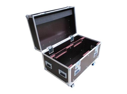 Flight case • Pour 2 palans DONATI CLIMBING 250 kg DMK 3