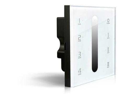 ESL • Controleur mural sensitif - DMX/HF Monochrome