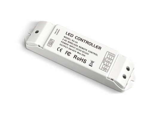 ESL • Récepteur HF tension constante 4x5A (LED193, LED194, LED195)