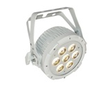 PROLIGHTS • Projecteur à leds LUMIPAR7VWPRO 7 x 8W WW + CW IP54-eclairage-spectacle