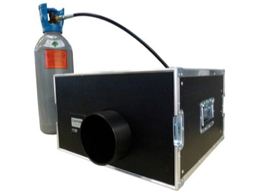 LOOK • CRYO FOG : machine à fumée lourde haute pression