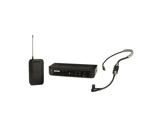 SHURE • Système HF complet, micro serre tête statique cardioïde SM35, série BLX-audio