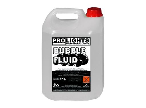 PROLIGHTS • Liquide à bulles pour PHYROBUB Bidon de 5L