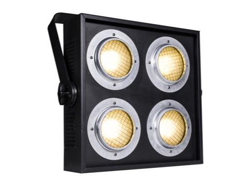 PROLIGHTS • SUNRISE 4 Blinder à LED blanc chaud matriçable
