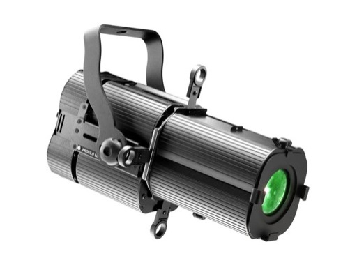 DTS • Découpe PROFILO LED 80 Full RGBW 80 W zoom 18° / 36°