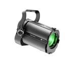 Projecteur fresnel LED noir Full RGBW DTS SCENA LED-eclairage-spectacle