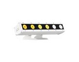 Projecteur LEDs IP65 arcSHINE6 6x8W, RGBW/FC, 15° • ARCHWORK-projecteurs-en-saillie