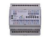 ARTISTIC LICENCE • Dali Switch -Rail Din 6 relais NO/NC DALI-controle