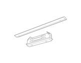 SLI • Coupleur insérable droit blanc Lytespan 3 L3-eclairage-archi--museo-