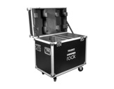 PROLIGHTS • Flight case pour 2 CHROMAROCK-eclairage-spectacle
