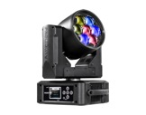 Lyre Wash LED asservie DIAMOND7 PROLIGHTS Full RGBW 7 x 15 W zoom 6-66°-eclairage-spectacle