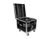 PROLIGHTS • Flightcase pour 4 lyres asservies Ruby / Onyx / Crystal-eclairage-spectacle
