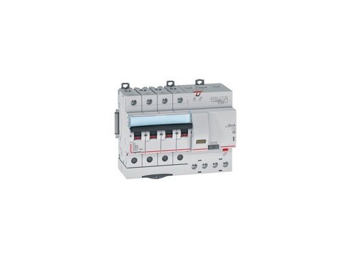 LEGRAND • Disjoncteur Differentiel Tetra,C32A 6000A 30mA