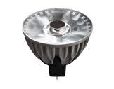 Lampe LED MR16 Vivid 3 7,5W 12V GU5,3 2700K 25° 385lm 25000H IRC95 • SORAA-lampes-led