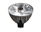 Lampe LED MR16 Vivid 3 7,5W 12V GU5,3 3000K 10° 360lm 25000H IRC95 • SORAA