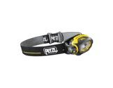 PETZL • Lampe frontale PIXA2 noire / jaune-consommables