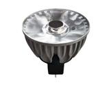 Lampe LED MR16 Vivid 3 7,5W 12V GU5,3 3000K 36° 400lm 25000H IRC95 • SORAA-lampes-led