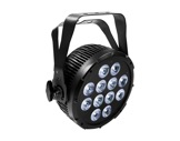 PROLIGHTS • Projecteur à leds LUMIPAR12HPRO 12x12W RGBWA/UV 25° IP44-eclairage-spectacle