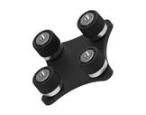 EXALUX • Connecteur mécanique 4 points à vérouillage rapide, lot de 4 pcs-eclairage-spectacle