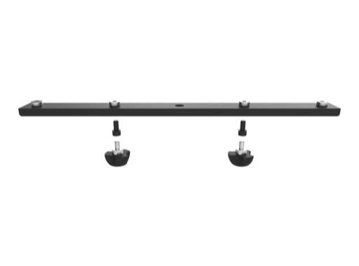 EXALUX • Base de lyre L:360mm fournie avec bouton étoile M6