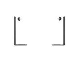 EXALUX • Branche de lyre H192 jusqu'à 4 BRIKS-eclairage-spectacle