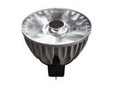 Lampe LED MR16 Vivid 3 9W 12V GU5,3 2700K 25° 440lm 25000H IRC95 • SORAA-lampes-led
