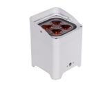 Projecteur sur batterie SMARTBAT blanc • PROLIGHTS TRIBE-projecteurs-autonomes-sur-batterie