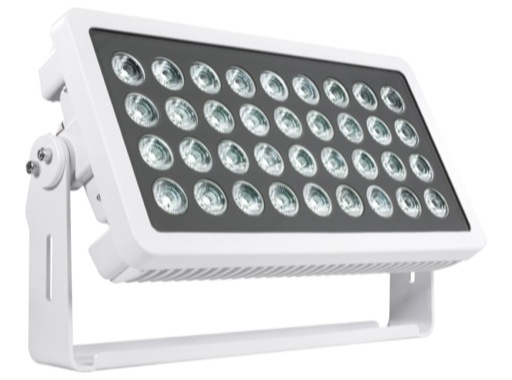 ARCHWORK • Projecteur arcPOD36 LEDs Wash 36x8W, RGBW/FC, 15°, IP65