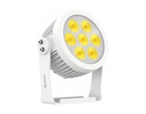Projecteur Wash LEDs IP65 arcPAR7 7x8W, RGBW/FC, 15° • ARCHWORK-projecteurs-en-saillie