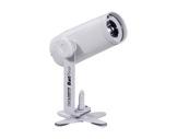 PROLIGHTS TRIBE • Projecteur blanc à LED pinspot BATPINIR 2W CW 5° sur batterie-eclairage-spectacle