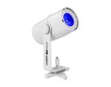 PROLIGHTS TRIBE • Projecteur blanc LED wash BATWASHIR 10W RGBAWP 20° sur batt-eclairage-spectacle