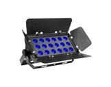 PROLIGHTS TRIBE • Projecteur à leds UVPANEL18 18x3W UV 20° IP30-eclairage-spectacle