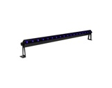 PROLIGHTS • Barre à leds UVSTRIP18 18 x 3W UV 126° IP30-eclairage-spectacle