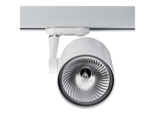 SLI • Projecteur blanc Beacon pour LED MR16 GU10 rail L3