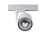 Projecteur blanc Beacon pour LED MR16 GU10 rail L3 • SYLVANIA-ponctuels