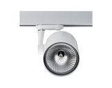 SLI • Projecteur blanc Beacon pour lampe MR16 GU10 rail L3-eclairage-archi--museo-